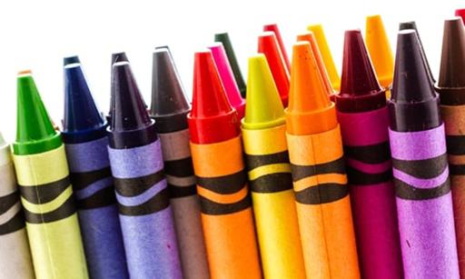 مداد شمعی